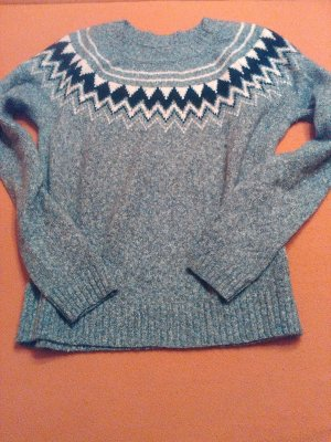 Norwegian Sweater light grey