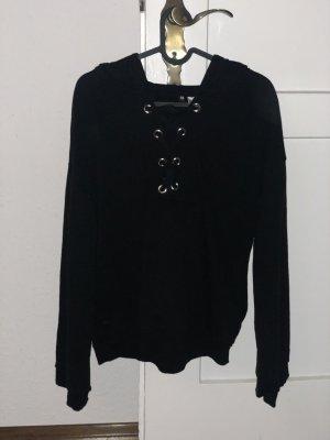 H&M Sudadera de cachemir negro