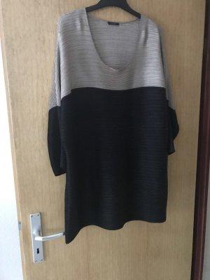 Riani Jersey largo negro-marrón grisáceo