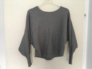 Apricot Crewneck Sweater silver-colored