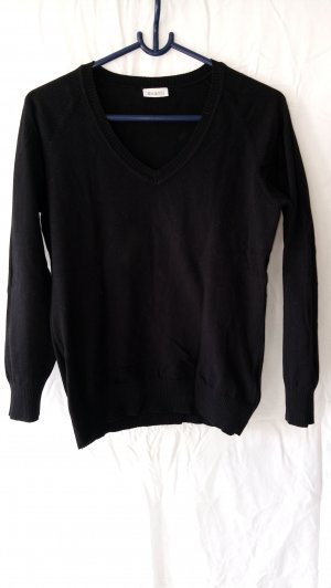 Avanti V-Neck Sweater black