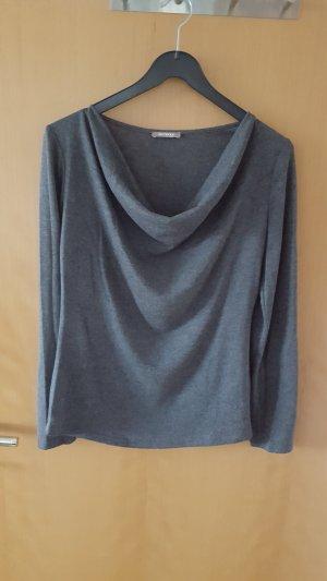 Orsay V-Neck Sweater dark grey