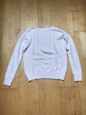 Abercrombie & Fitch Crewneck Sweater pink