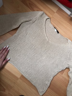 Apart Knitted Sweater cream