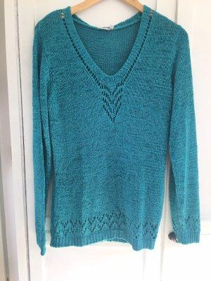 NKD Knitted Sweater cadet blue