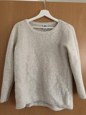 Vero Moda Fleece Jumper cream-white