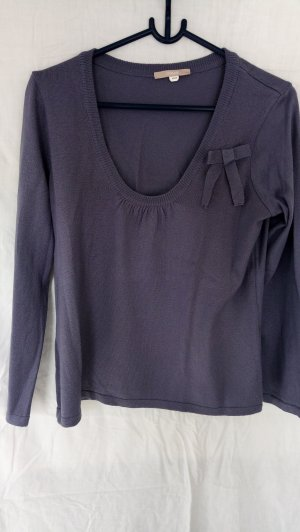 3 Suisses Knitted Sweater mauve