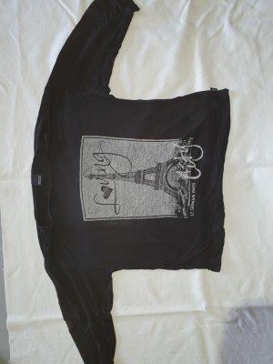 Arizona Maglione girocollo nero-grigio