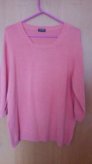 Gerry Weber Sweater met korte mouwen zalm