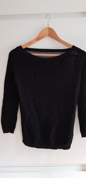 Zara Jersey negro