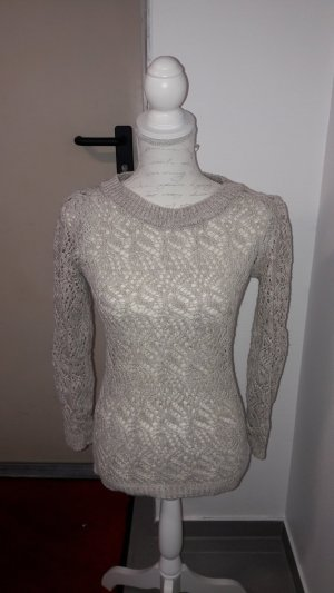 & other stories Knitted Sweater natural white