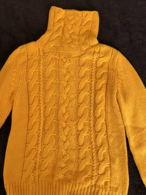 H&M Divided Sudadera de forro naranja claro