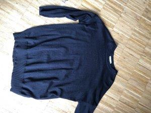 24Colours Oversized trui zwart