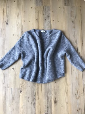 American Vintage Oversized Sweater grey