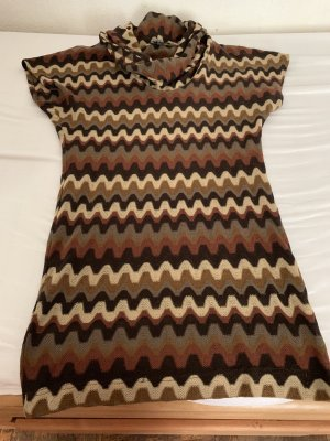 Ana Alcazar Kimono Sweater brown-beige