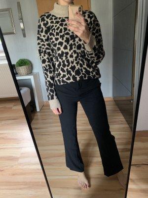 Asos Maglione oversize nero-beige