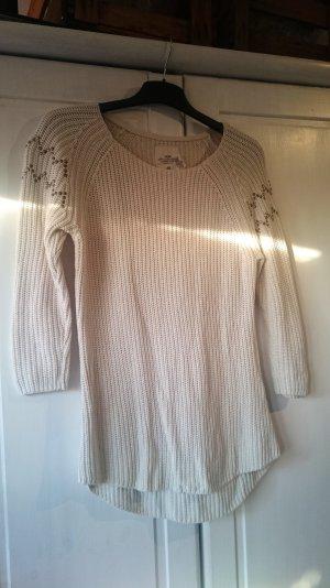 Pullover aus 100% Baumwolle - schwer, weich und warm
