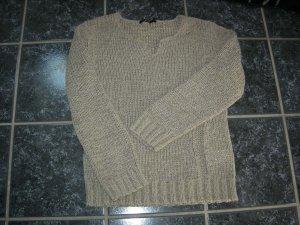 Pullover aus Bändchengarn von Oui