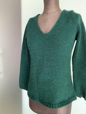 Pullover aus Italien von Cocogio Gr 36 38 S Wollmischung