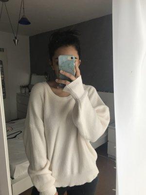 Zara Oversized trui wit