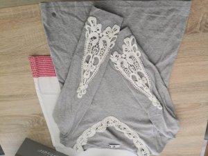 Pullover Basic mit Stick