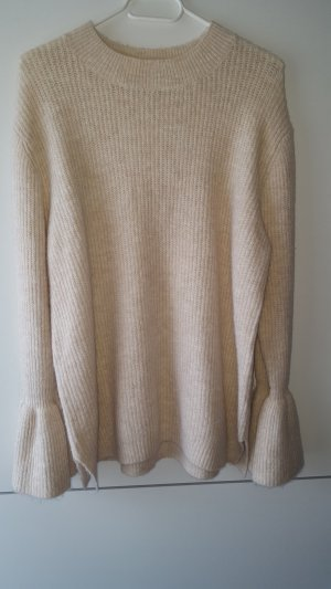 pullover beige creme