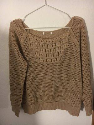 Pullover Beige Zara