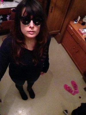 Pullover Blogger Hipster Urban V-Aufschnitt Strickpullover