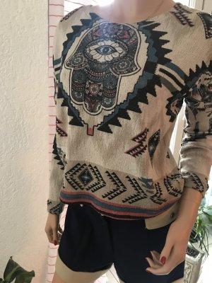 Pullover Boho