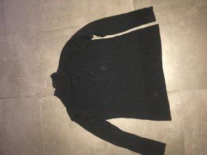 Heine Jersey de cuello alto negro