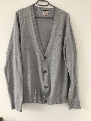 Tommy Hilfiger V-Neck Sweater light grey