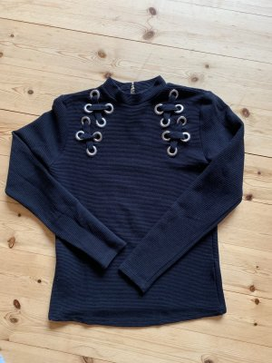Fleece Jumper black