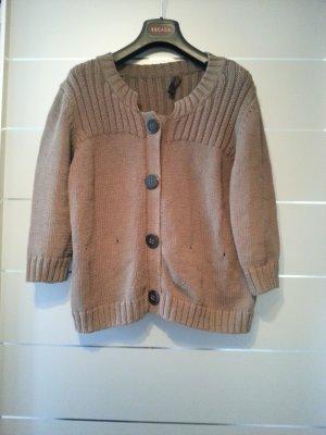 Pullover / Cardigan von Cinque, Größe L / 40, braun