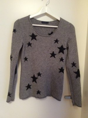Pullover Cashmere Darling Harbour grau