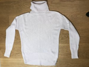 81hours Turtleneck Sweater pink merino wool