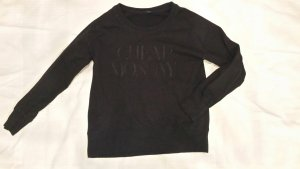Pullover Cheap Monday schwarz