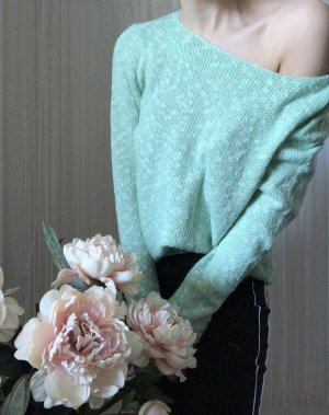 Vero Moda Jersey largo multicolor