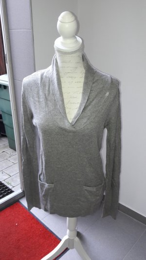 & other stories V-Neck Sweater light grey