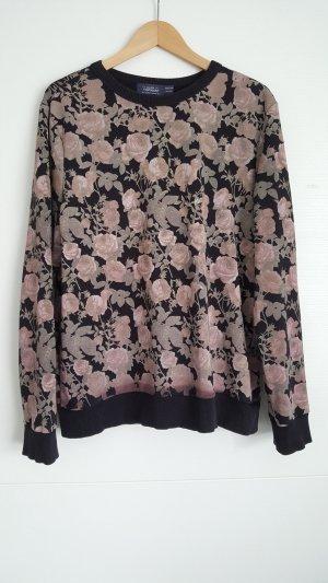 Pullover Dark roses