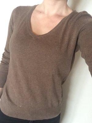 Pullover den man super über eine Bluse tragen kann