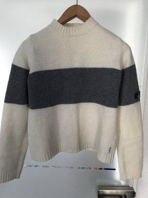 Pullover der Marke Giorgio Armani Jeans made in Italy Gr 38