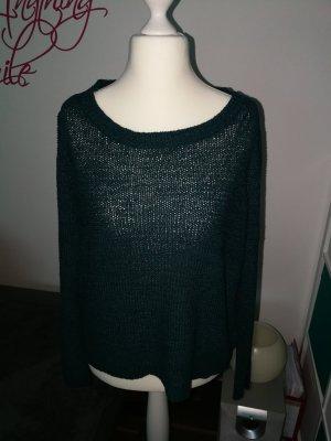 Pullover der Marke Only in einem schönen Tannengrün in der Größe XL