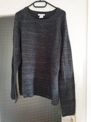 Pullover dunkel grau