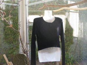 Pullover Dunkelblau superweich Hollister Größe S
