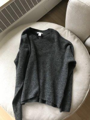 Pullover dunkelgrau