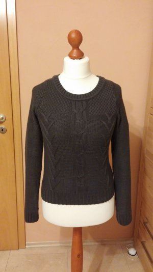 Pullover dunkelgrau QS by s.Oliver Größe XS