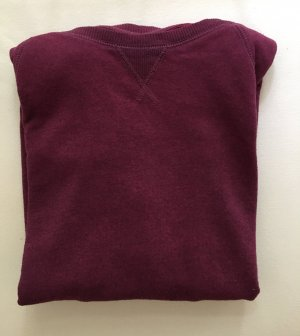 Pullover, dunkelrot