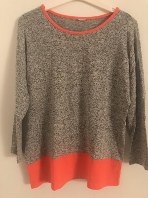 Short Sleeve Sweater multicolored