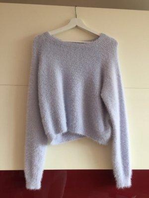 Fashion New York Sweater azuur-korenblauw