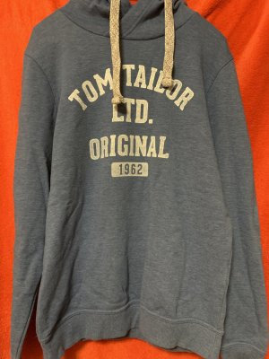 Tom Tailor Hooded Sweater pale blue